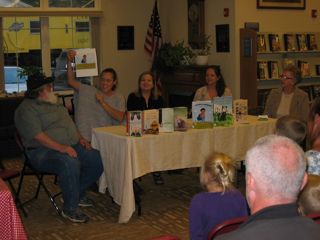 Author Night