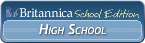 Logo for Britannica Online – High School
