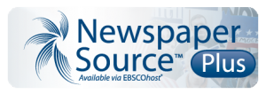 Logo for Newspaper Source Plus