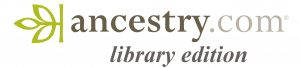 Logo for Ancestry Library Edition