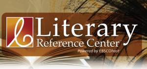 Logo for Literary Reference Center