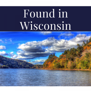 Logo for Found in Wisconsin