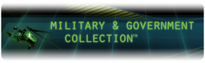 Logo for Military & Government Collection