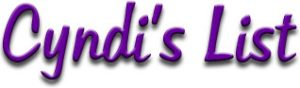 Logo for Cyndi's List